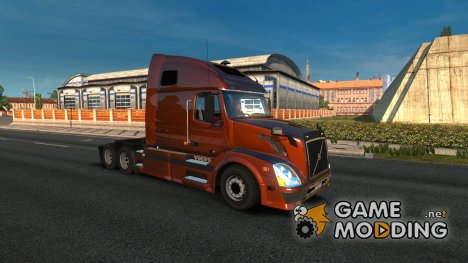 Volvo VNL for Euro Truck Simulator 2