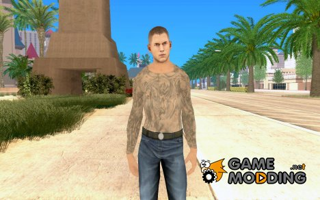 Michael Scofield (Prison Break) для GTA San Andreas