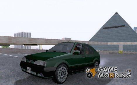 Renault 19 Phase II для GTA San Andreas