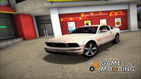 Ford Mustang GT 2005 v2 for GTA San Andreas