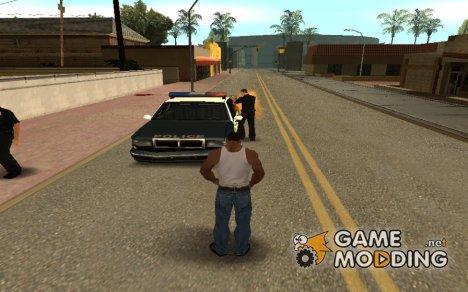 Империя наносит ответный удар для GTA San Andreas