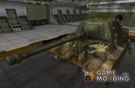 Ремоделинг 8.8 cm Pak 43 JagdTiger for World of Tanks