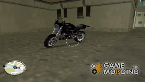 Ducati Monster для GTA Vice City