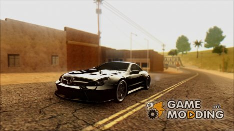 Mercedes-Benz SL65 AMG GB для GTA San Andreas