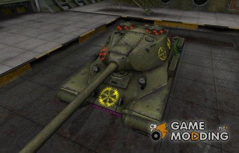 Качественные зоны пробития для СТ-I for World of Tanks