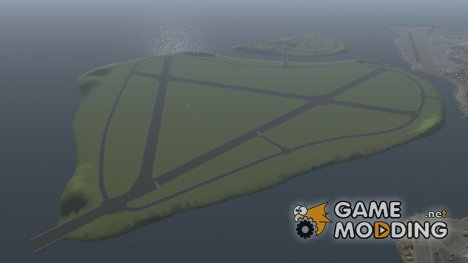 Top Gear Map для GTA 4