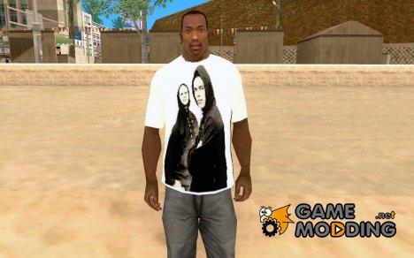 "Футболка ""25-17"" для GTA San Andreas"