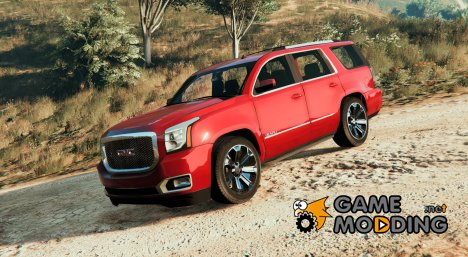 2015 GMC Yukon Denali for GTA 5
