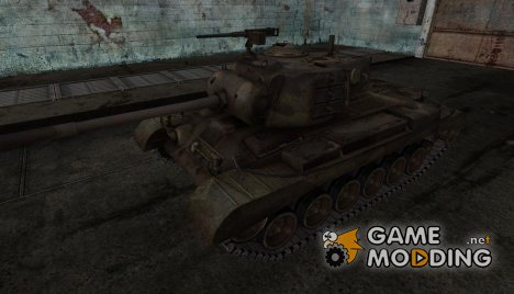 шкурка для M46 Patton № 7 для World of Tanks