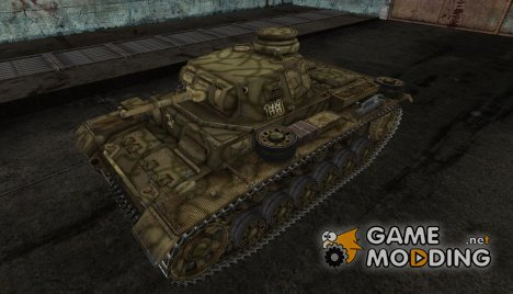 PzKpfw III 03 для World of Tanks