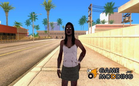 Zombie Skin - sofyst for GTA San Andreas