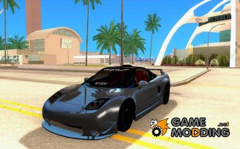 Acura NSX Tuned for GTA San Andreas