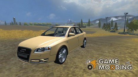 Audi A4 for Farming Simulator 2013