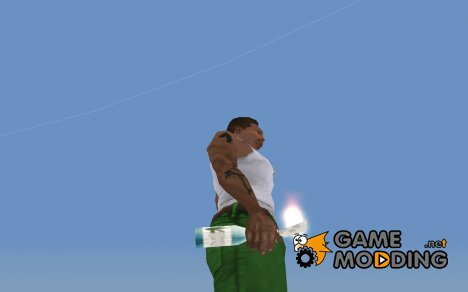 Новый Коктейль Молотова for GTA San Andreas