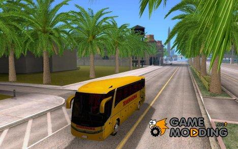 Malaysia Football Bus for GTA San Andreas
