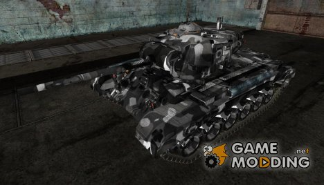 M26 Pershing от yZiel для World of Tanks