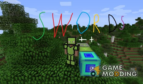 Swords++ for Minecraft