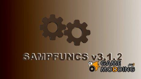 SAMPFUNCS by FYP v3.1.2 для SA-MP 0.3z for GTA San Andreas