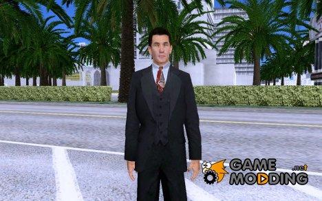 Генри Томасино из Mafia 2 для GTA San Andreas