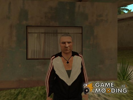 Скин из GTA 4 v73 for GTA San Andreas