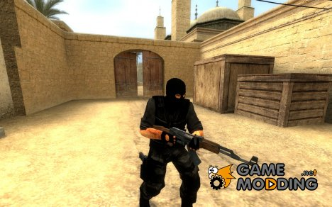 Spy Terror for Counter-Strike Source