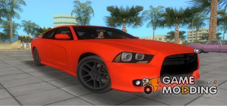 Dodge Charger Juiced TT Black Revel для GTA Vice City
