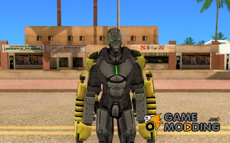 Iron man Thumper для GTA San Andreas