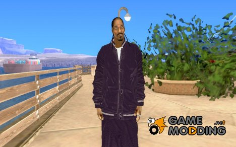 Snoop Dogg Skin for GTA San Andreas