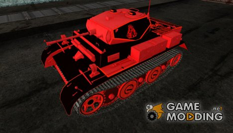 PzII Luchs Братство Нод for World of Tanks