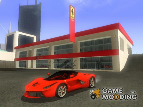 Ferrari Showroom in San Fierro для GTA San Andreas