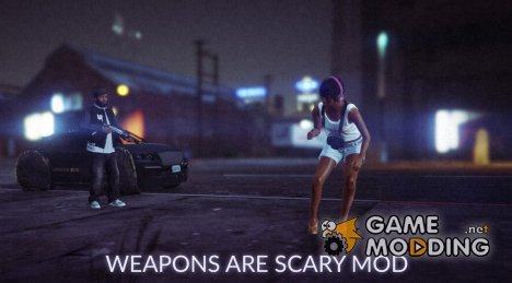 Are Scary Mod for GTA 5