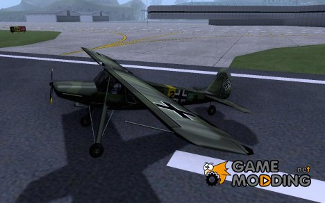 Fi-156 Storch for GTA San Andreas