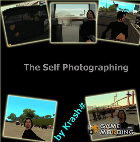 Self Photographing ( Селфи-Камера ) for GTA San Andreas