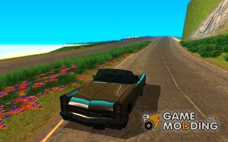 Peyote из GTA 4 для GTA San Andreas