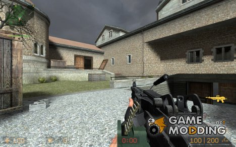 M249 v2 Animation for Counter-Strike Source