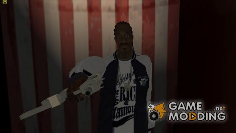 New Snoop Dogg for GTA San Andreas