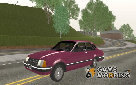 Chevrolet Chevette CL 88/89 for GTA San Andreas