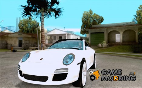 Porsche 911 Targa 4 for GTA San Andreas
