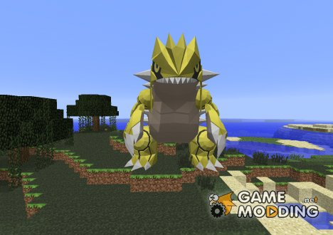 Pixelmon 3.4.0 for Minecraft