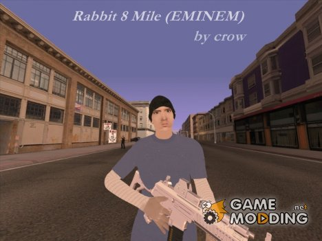 Rabbit 8 Mile (EMINEM) for GTA San Andreas