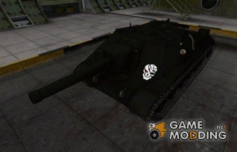 Темная шкурка Объект 704 для World of Tanks