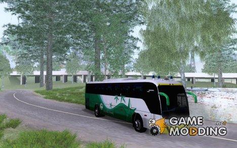 Marcopolo Andare Class - De La Salle bus for GTA San Andreas