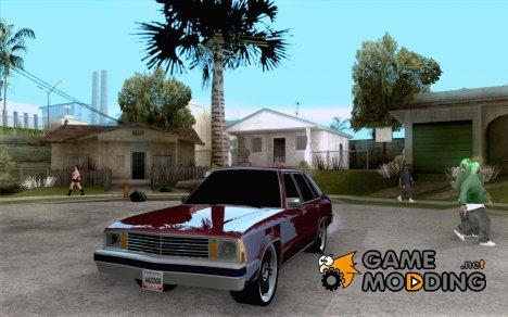 Chevrolet Malibu 1980 для GTA San Andreas