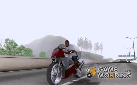 The NRG500 is a superbike featured in Grand Theft Auto San Andreas The NRG500 is a racing motorcycle appearing to be tailored for Grand Prix racing As such the