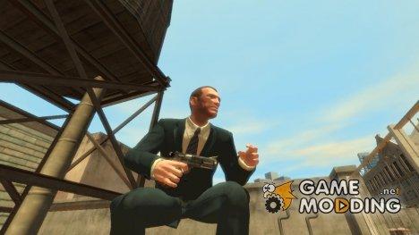 9mm Pistol для GTA 4