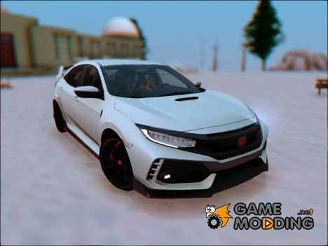 2017 Honda Civic Type R for GTA San Andreas