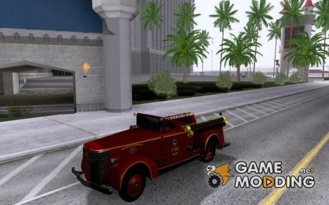 American LaFrance 600-Series 1941 для GTA San Andreas