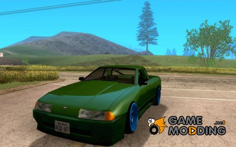 Elegy Pickup[1.0] by Trypak для GTA San Andreas