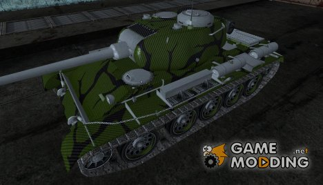 Шкурка для T-44 для World of Tanks