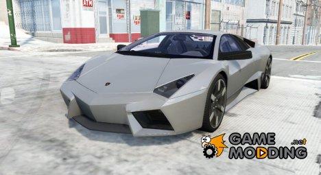 Lamborghini Reventon 2008 для BeamNG.Drive